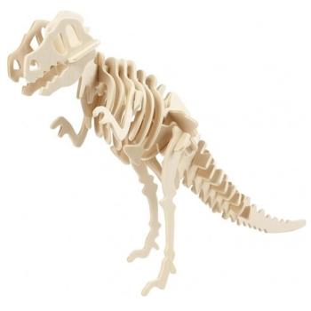 Freespakket voor bouwen van dinosaurus